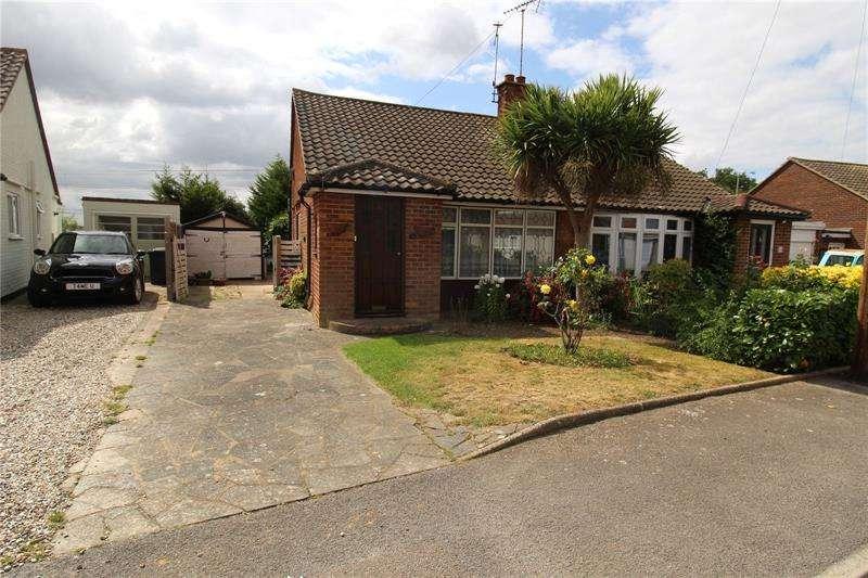 2 Bedrooms Bungalow for sale in Banyard Way, Rochford, Essex, SS4