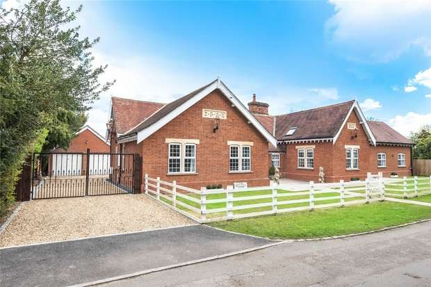 9 Bedrooms Detached House for sale in Wood End Road, Cranfield, Bedford