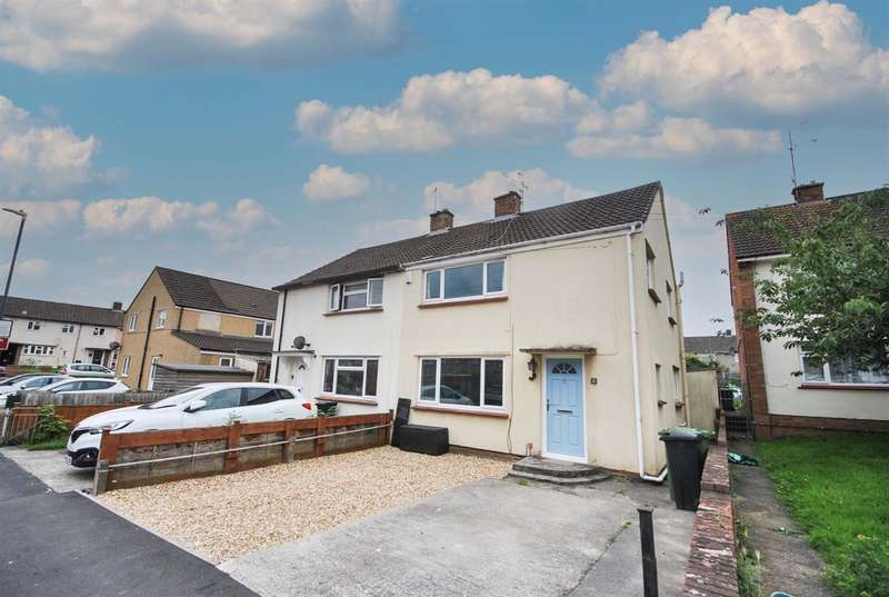 3 Bedrooms Semi Detached House for sale in Pinewood, Bristol
