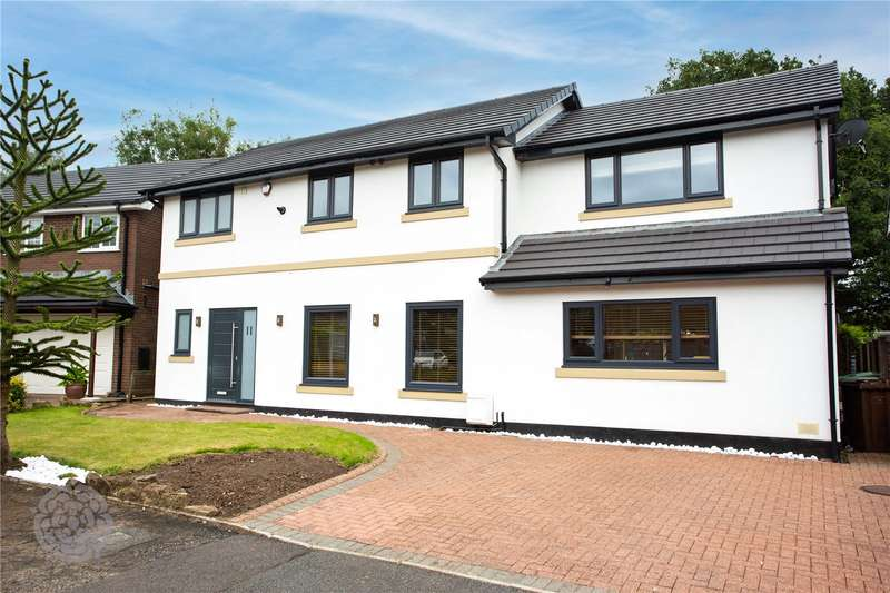 4 Bedrooms Detached House for sale in Station Road, Greenmount, Bury, BL8