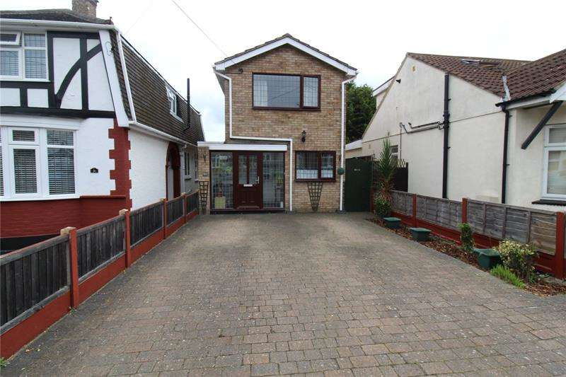 2 Bedrooms Detached House for sale in Seymour Road, Hadleigh, SS7