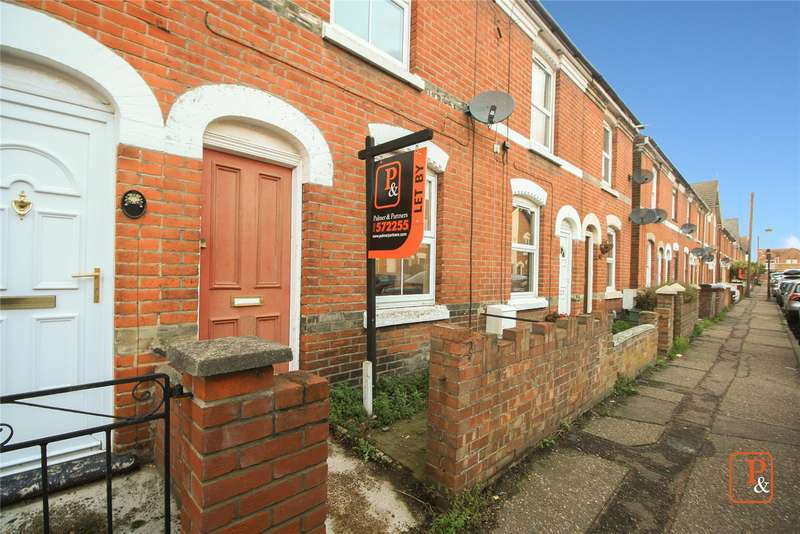 2 Bedrooms Terraced House for rent in Victor Road, Colchester, Essex, CO1