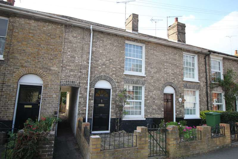 2 Bedrooms Terraced House for sale in Mill Road, Maldon