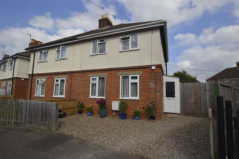 2 Bedrooms Semi Detached House for sale in Whaddon Avenue, Cheltenham, GL52