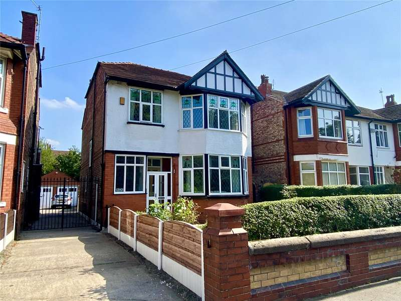 5 Bedrooms Detached House for sale in Amherst Road, Fallowfield, Manchester, M14