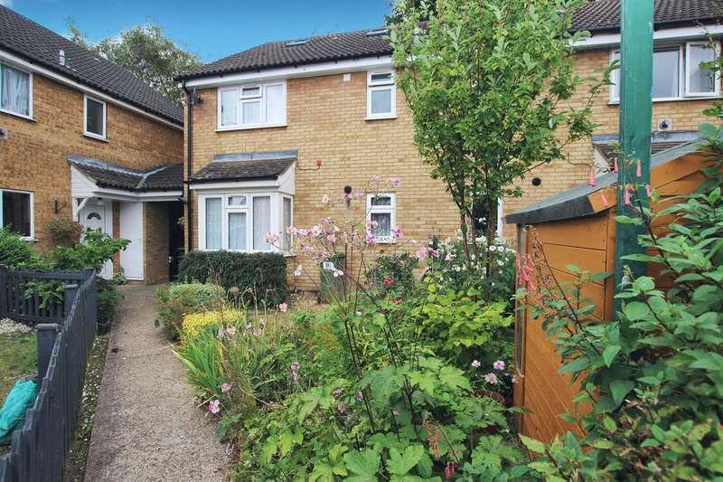 1 Bedroom Cluster House for sale in Rydal Crescent, Biggleswade, SG18