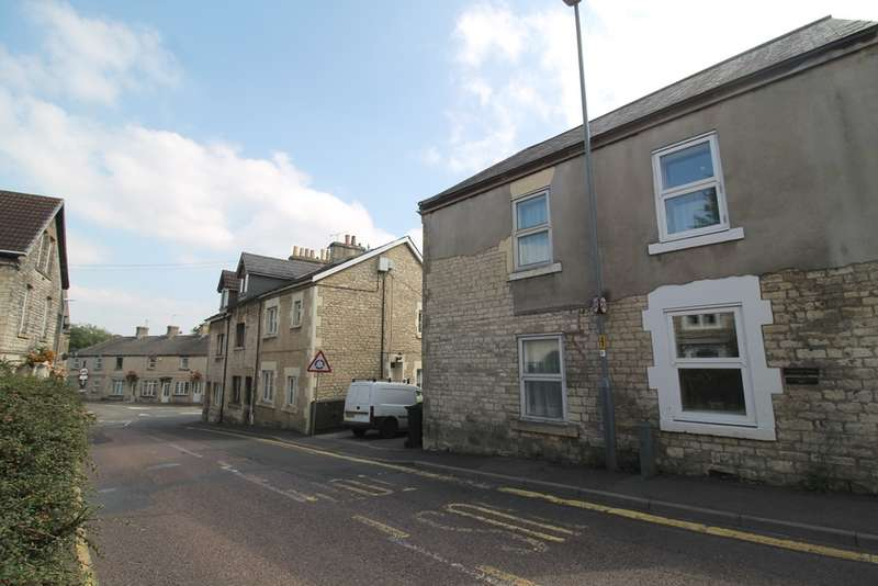 2 Bedrooms End Of Terrace House for sale in Church Lane, Paulton, Bristol