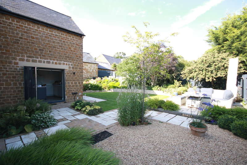 4 Bedrooms Detached House for sale in Stunning Stone Home, Great Easton