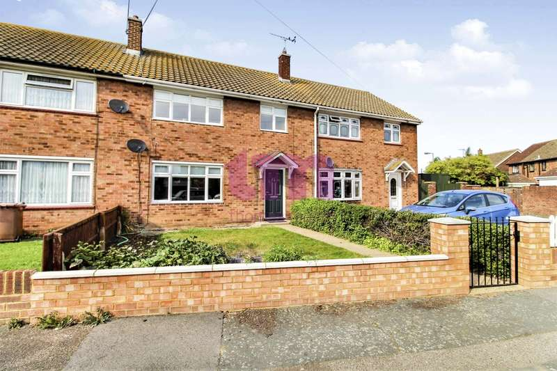3 Bedrooms Terraced House for sale in Wokindon Road, Grays