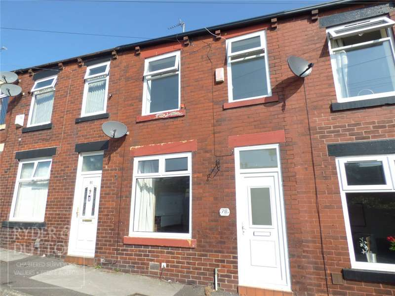 2 Bedrooms Terraced House for rent in Alfred Street, Shaw, OL2