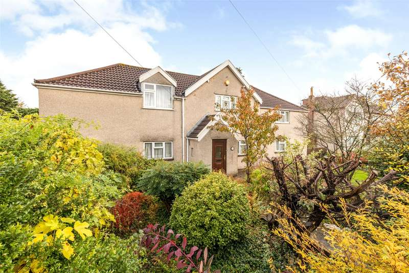 4 Bedrooms Detached House for sale in Tower Road South, BRISTOL, BS30