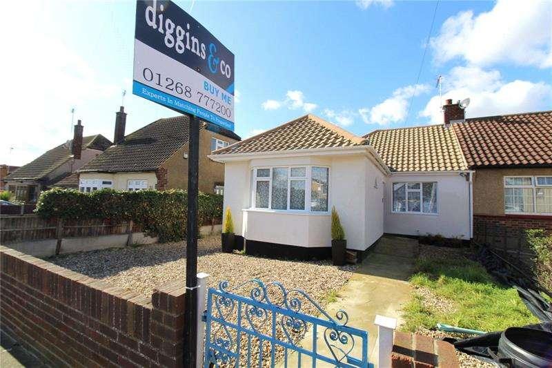 2 Bedrooms Bungalow for sale in Fairfield Gardens, Eastwood, Essex, SS9