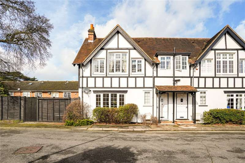 2 Bedrooms Semi Detached House for sale in Monycrower Drive, Maidenhead, Berkshire, SL6