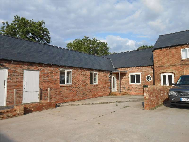 2 Bedrooms Barn Conversion Character Property for rent in Kilby Road, Wistow, Leicester