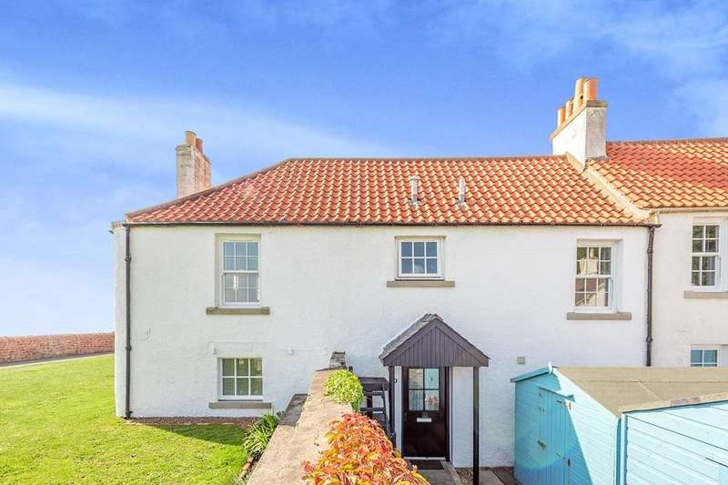 3 Bedrooms End Of Terrace House for sale in Happies Close, West Wemyss, Kirkcaldy, KY1