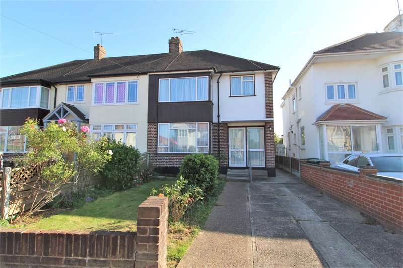 3 Bedrooms End Of Terrace House for sale in Byrne Drive, Southend-on-Sea, SS2