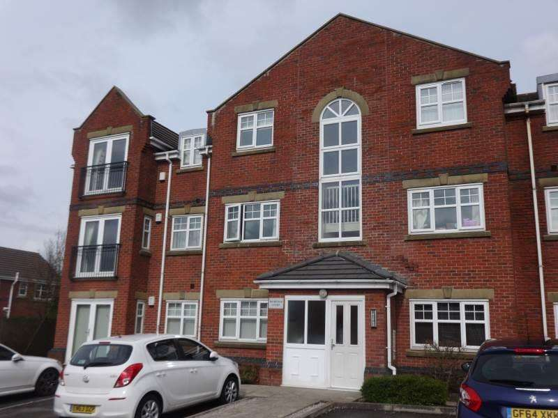2 Bedrooms Flat for rent in Marsh House Lane, Darwen