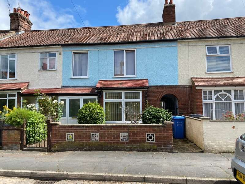 4 Bedrooms Terraced House for sale in 49 Britannia Road, Norwich, Norfolk