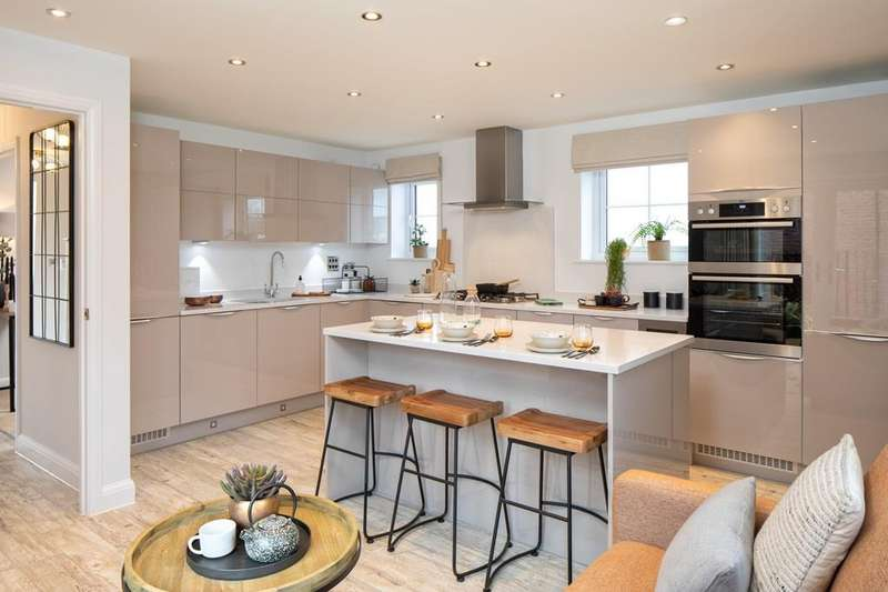4 Bedrooms House for sale in Alderney, Great Oldbury, Great Oldbury Drive, Stonehouse, STONEHOUSE, GL10 3SJ