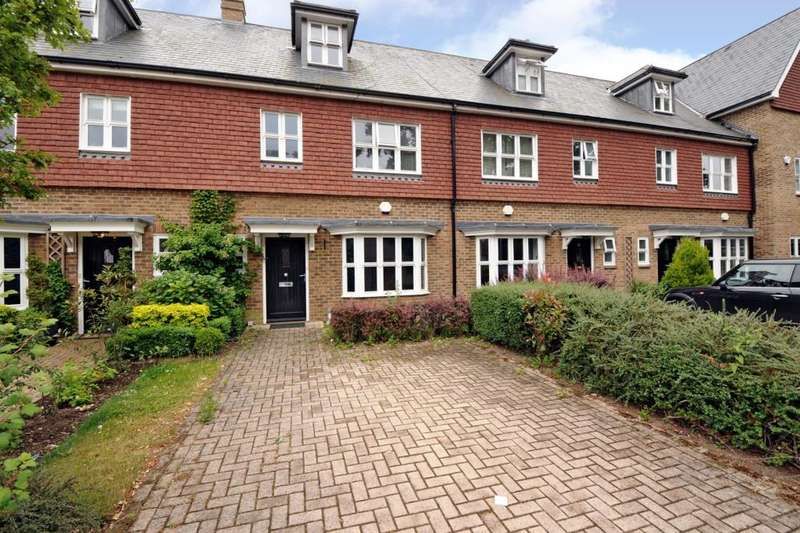 3 Bedrooms Town House for sale in Ascot, Berkshire, SL5