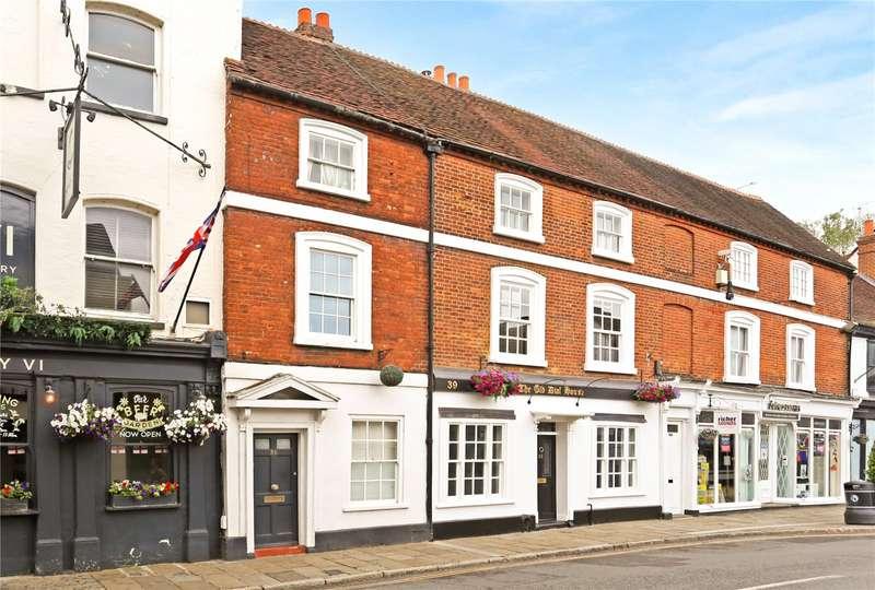3 Bedrooms Terraced House for sale in High Street, Eton, Berkshire, SL4