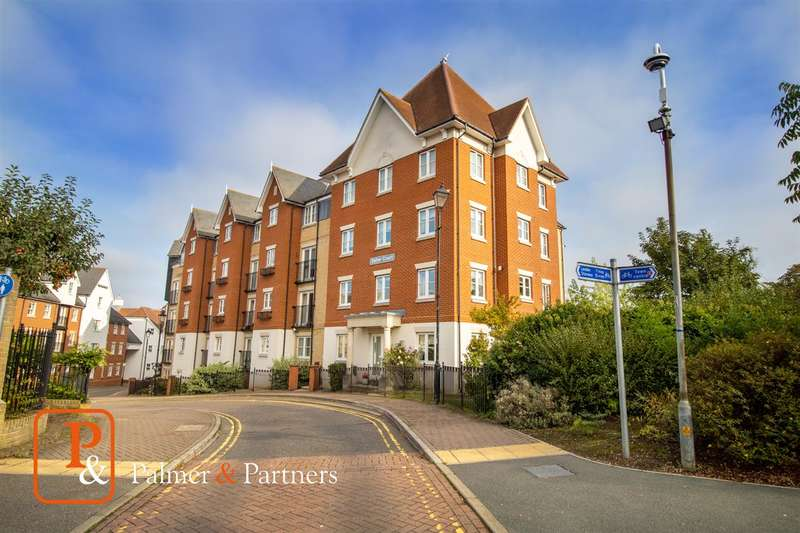 1 Bedroom Apartment Flat for sale in Salter Court, St Marys Fields, Colchester, CO3