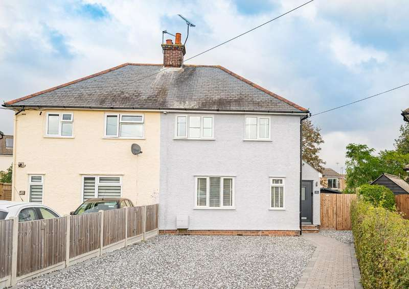 3 Bedrooms Semi Detached House for sale in Newton Green, Dunmow