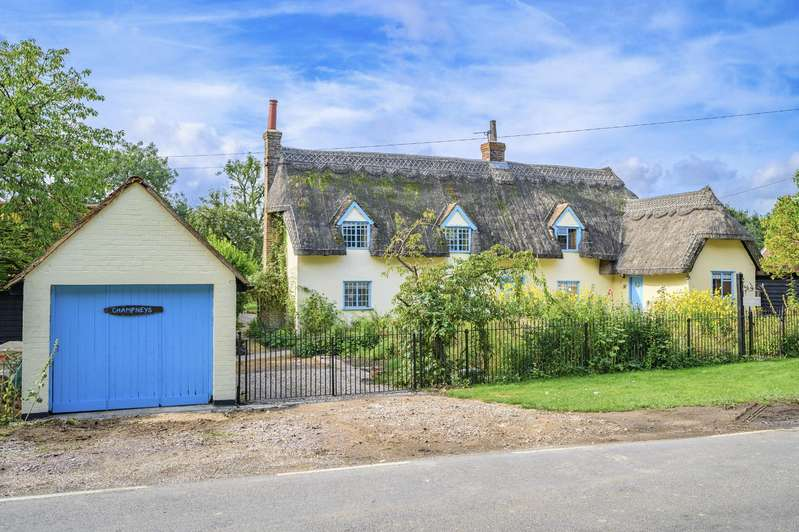 4 Bedrooms Detached House for sale in Great Canfield, Great Dunmow, Essex