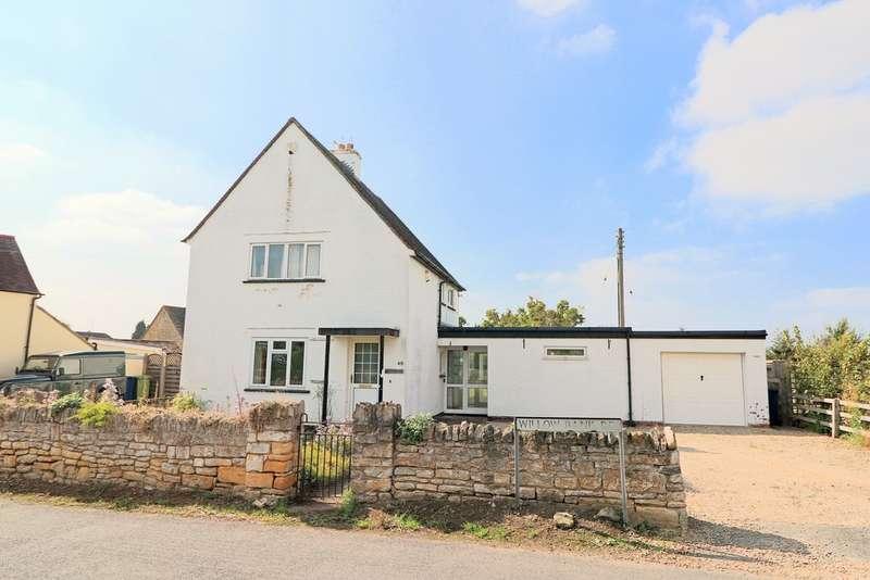 2 Bedrooms Detached House for sale in Willow Bank Road, Alderton