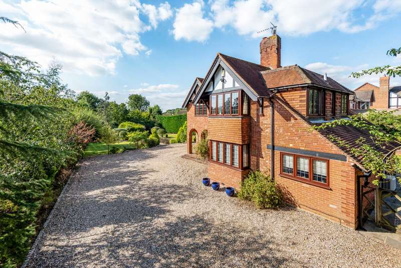 4 Bedrooms Detached House for sale in Warfield Road, Warfield