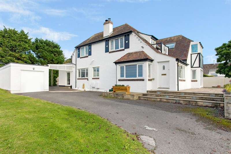 4 Bedrooms Detached House for sale in Hillgay Close, Portishead