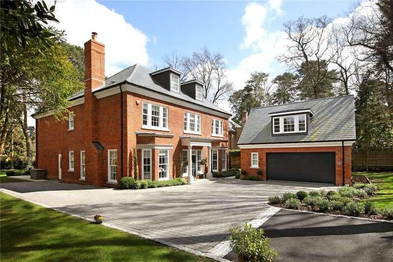 6 Bedrooms Detached House for sale in Monks Walk, Ascot, Berkshire, SL5