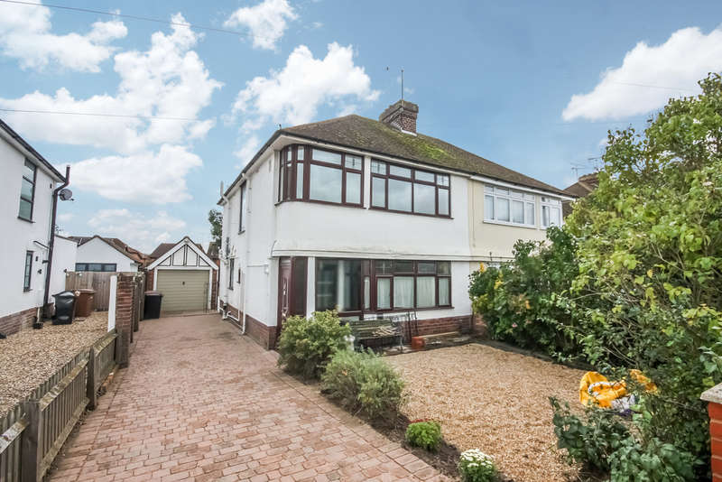 3 Bedrooms Semi Detached House for rent in Chelmer Road, Chelmsford