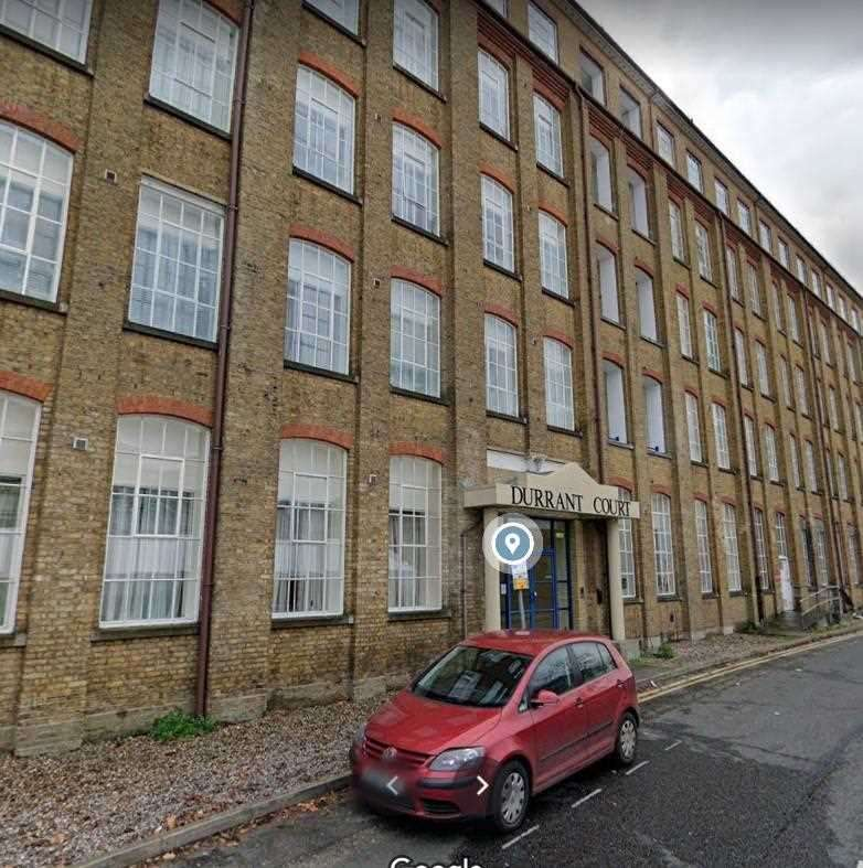 2 Bedrooms Flat for rent in Durrant Court, Brook Street, Chelmsford