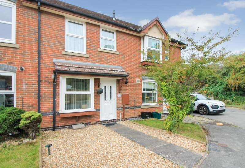 2 Bedrooms Terraced House for sale in Jones Close, Yatton, North Somerset, BS49 4RA