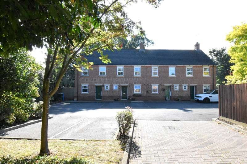 3 Bedrooms Terraced House for sale in Meadowbrook, Altwood Road, Maidenhead, Berkshire, SL6