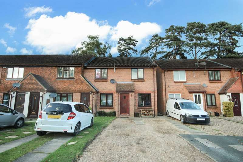 2 Bedrooms End Of Terrace House for sale in Townsend Close, Bracknell