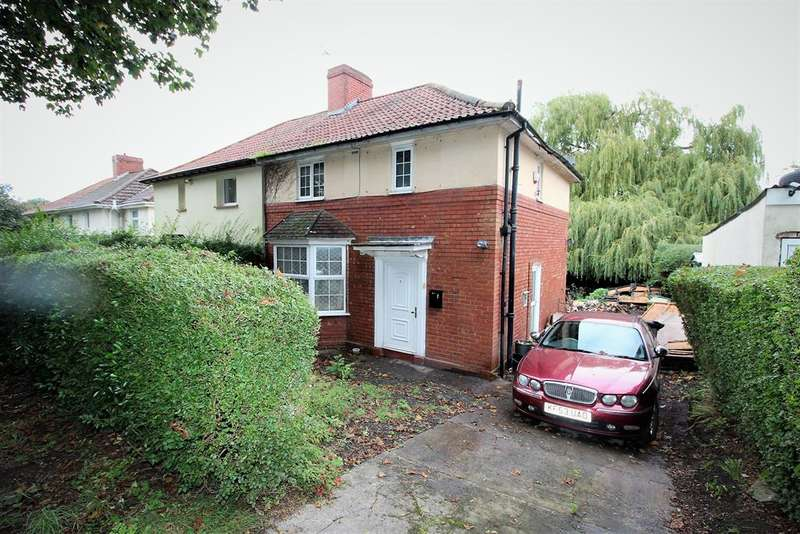 3 Bedrooms Semi Detached House for sale in Maple Avenue, Bristol, BS16 4HJ