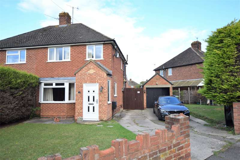 3 Bedrooms Semi Detached House for sale in Holtham Avenue, Churchdown, Gloucester, GL3