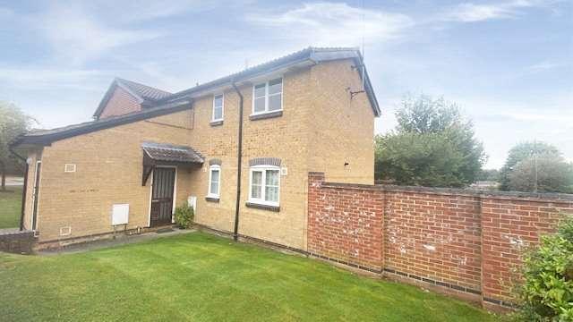 1 Bedroom Maisonette Flat for sale in Aldworth Close, Bracknell, Berkshire, RG12