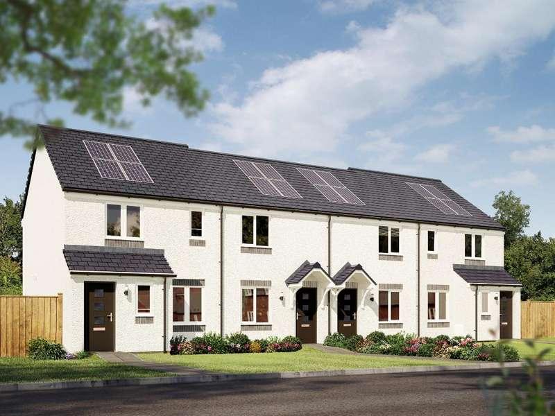 2 Bedrooms House for sale in The Portree, Eden Woods, Cupar Road, Guardbridge, KY16 0UA