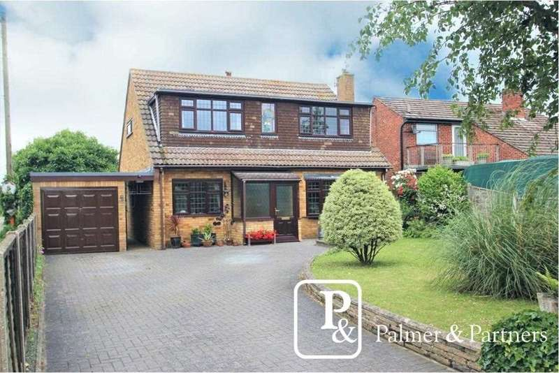 4 Bedrooms Detached House for sale in Point Clear Road, St. Osyth