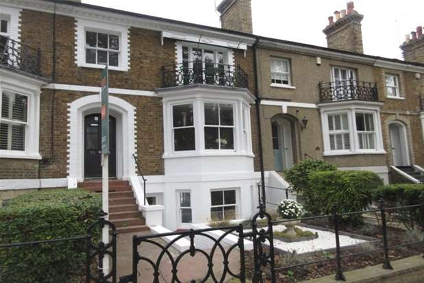 3 Bedrooms House for sale in Cambridge Road, Southend-on-Sea