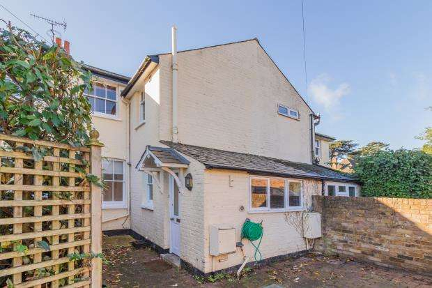 2 Bedrooms Terraced House for sale in Horton Road, Datchet, Slough