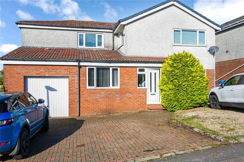 5 Bedrooms Detached House for sale in Lancaster Avenue, Beith