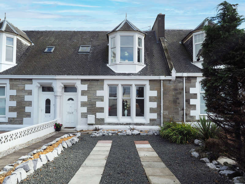 3 Bedrooms Terraced House for sale in Prestwick Road, Ayr, KA8