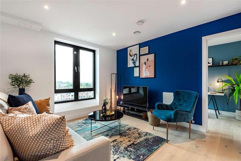 2 Bedrooms Duplex Flat for sale in Park House, 15 Bath Road, Slough, SL1
