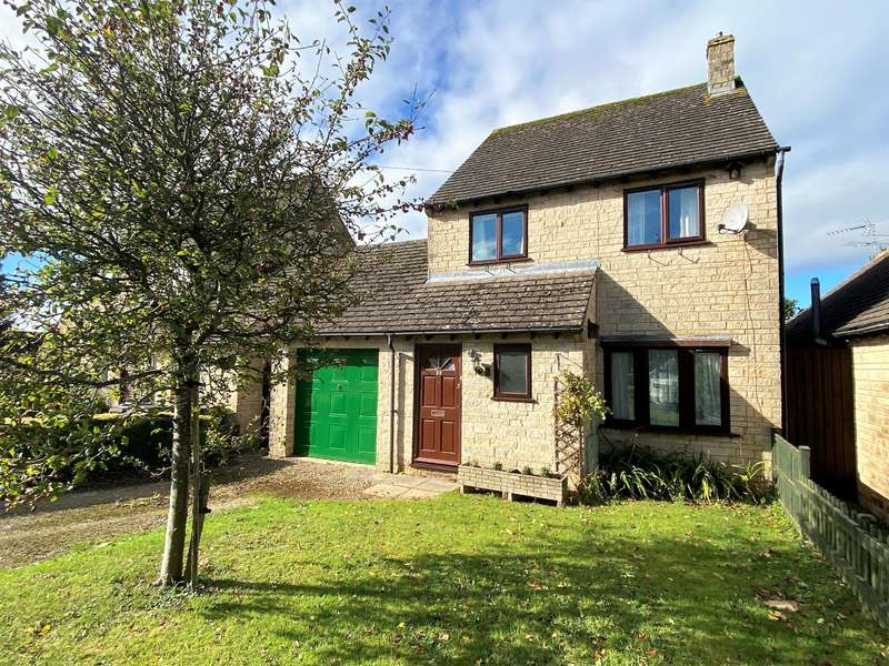 3 Bedrooms Detached House for sale in Farmcote Close, Eastcombe, Stroud, GL6 7EG