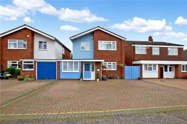 5 Bedrooms Detached House for sale in Church Road, Rivenhall, Witham