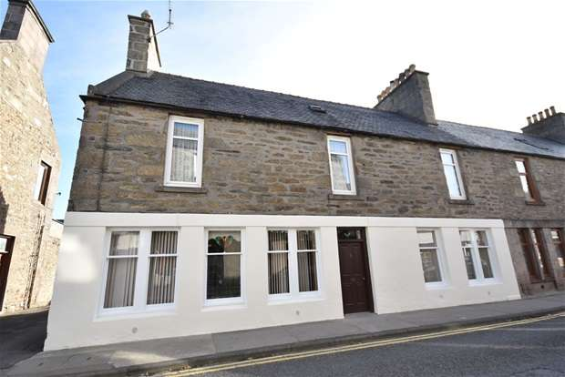 6 Bedrooms End Of Terrace House for sale in Mid Street, Keith